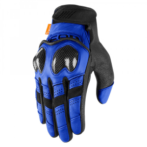 GLOVES ICON CONTRA2 - AZUL