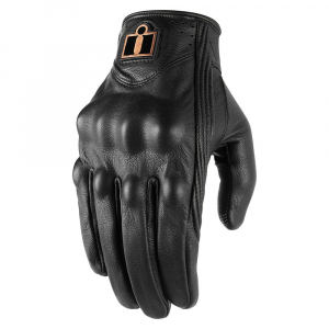 GUANTES ICON PURSUIT CLASSIC - BLACK
