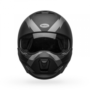 CASCO BELL BROOZER - ARC MATTE BLACK/GRAY