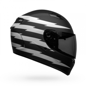 CASCO BELL QUALIFIER - Z-RAY MATTE BLANCO